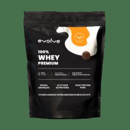 100% Whey Premium Refil – Evolve