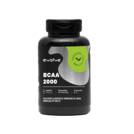 BCAA 2000 (120caps) – Evolve
